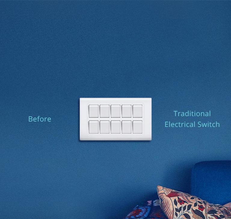 Designer Home Automation India Smart Home L Etoile