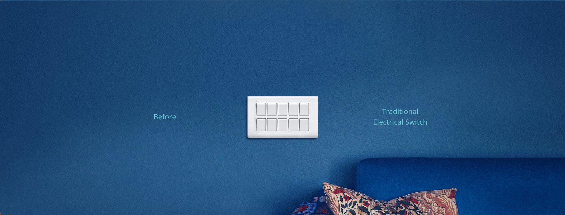 Designer Home Automation Switch