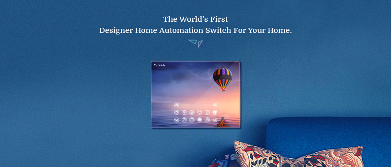designer home automation